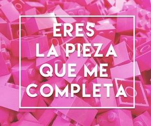 amor, pieza, and frases en español image