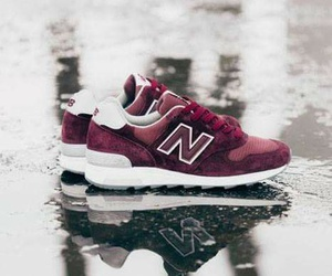 love it, new balance, and shoes image