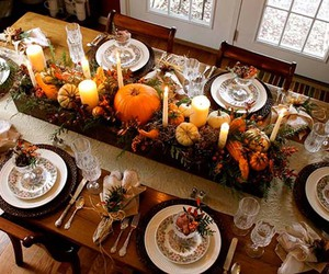 diy, inspiration, and thanksgiving image
