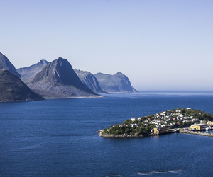 nice, view, and norway image