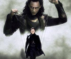loki, tom hiddleston, and crimson peak image