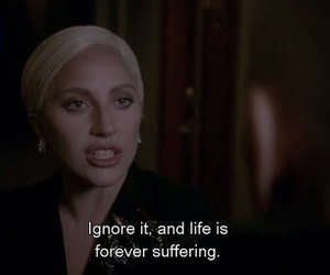 american horror story, Lady gaga, and ahs image