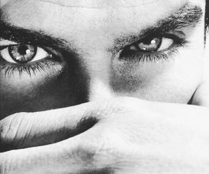 ian somerhalder, tvd, and eyes image