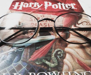 harry potter, hp, and jk rowling image