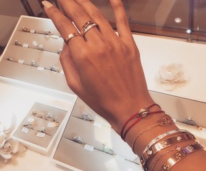 accessories, Braclet, and cartier image