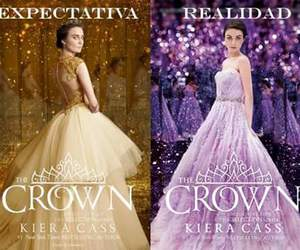 cover, the heir, and the crown image