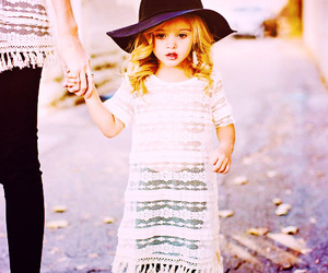 fashion, kids, and baby image