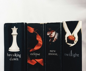 black, book, and forever image