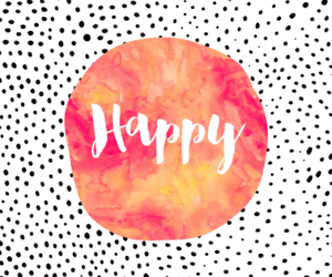 happy, quote, and words image