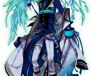 blue, kaito, and phoenix image