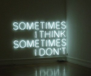 quotes, think, and light image