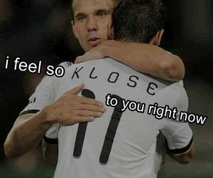 klose, funny, and germany image