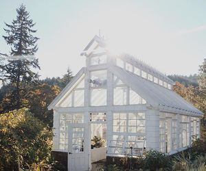 garden and greenhouse image