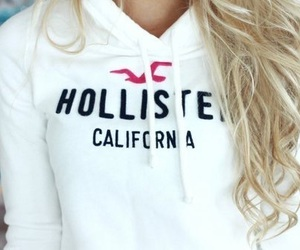 hollister, blonde, and california image
