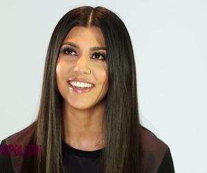hair, kim kardashian, and style image