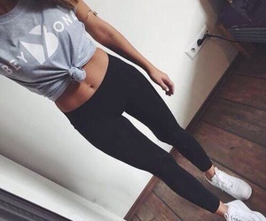 style, body, and fitness image