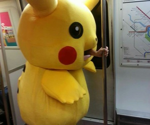 pikachu, pokemon, and funny image