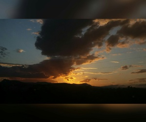 africa, south africa, and sunset image