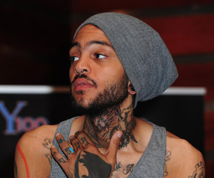 tatto, Travis McCoy, and cute image
