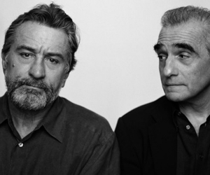 martin scorsese, robert de niro, and robert deniro image