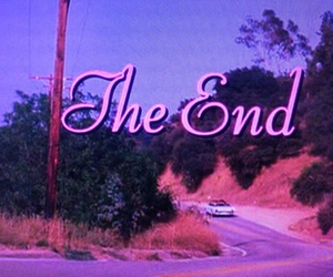 pink, the end, and aesthetic image