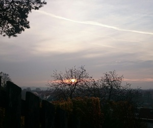 dresden, lights, and Sonnenaufgang image