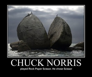 chuck norris, funny, and lol image