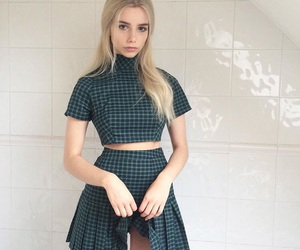 aesthetic, skirt, and clothes image