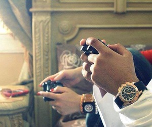 couple, game, and playstation image