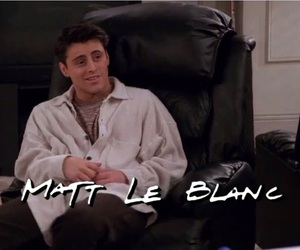 Joey, joey tribbiani, and friends tv show image
