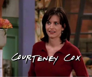 monica, friends, and monica geller image