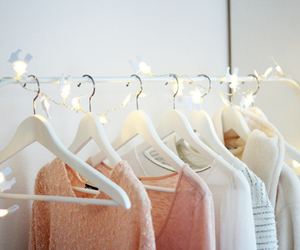 fashion, clothes, and light image