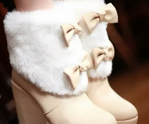 shoes, warm, and winter image