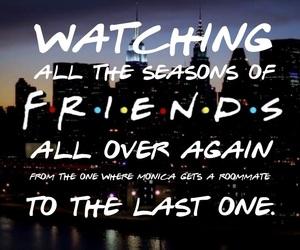 friends tv show, friends tv, and f.r.i.e.n.d.s image