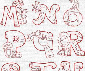 christmas, draw, and letters image