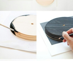 clock, diy, and do it yourself image