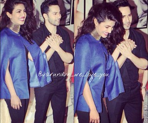 priyanka chopra and varun dhawan image