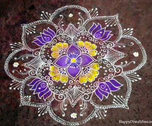 free hand rangoli, indian rangoli patterns, and deepavali rangoli image