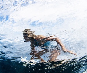 surfing, sea, and beach image