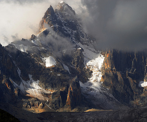 mountains and photography image