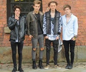 the vamps, boys, and james image