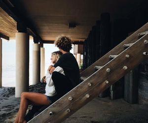 couple, alexis ren, and jay alvarrez image