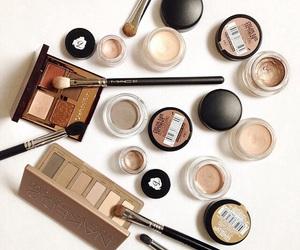 beauty, make up, and makeup image