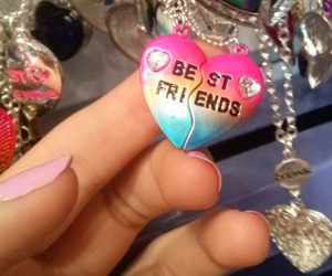 necklace, bestfriend, and style image