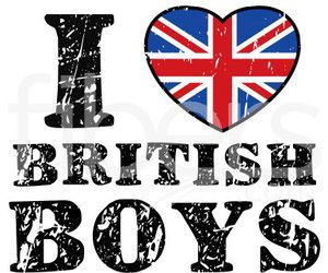 british, boy, and one direction image