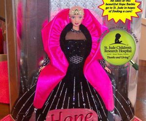 hope, barbie, and cancer image