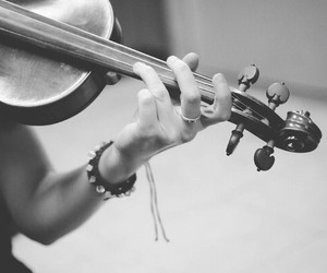 instrument, music, and lindsey stirling image