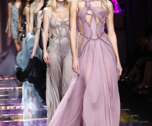 fashion, haute couture, and model image