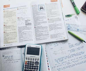 studying, school, and study image
