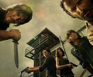 the walking dead, twd, and daryl image